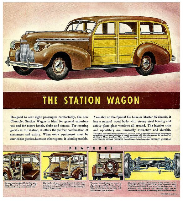 THE STATION WAGON SHOW! At Pinterest