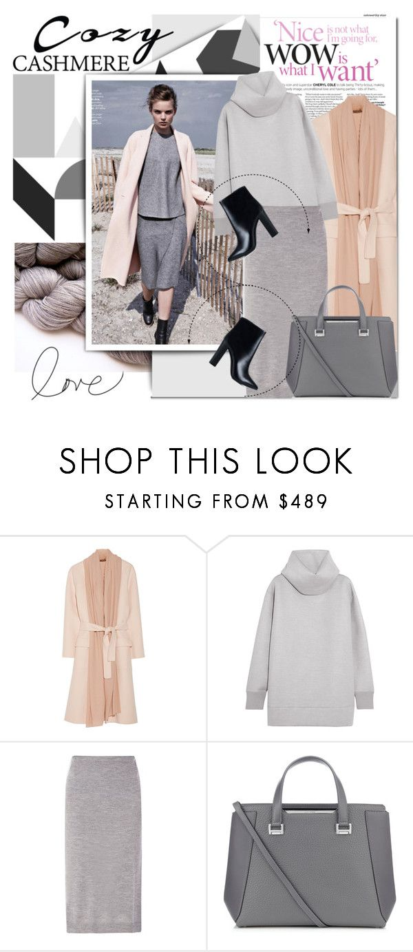 """Cozy Cashmere"" by barbarela11 ❤ liked on Polyvore featuring Svea, Bottega Veneta, Marc Jacobs, Isabel Marant, Jimmy Choo, Nly Shoes, cozy, polyvoreeditorial, polyvoretopics and cozycashmere"
