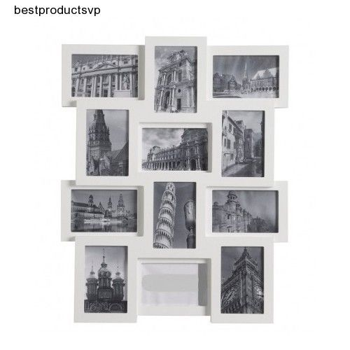 Ebay #Photo #Frame #Collage #White #12 #Picture #Frames #4x6 ...