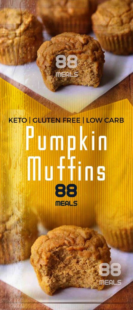 Easy, healthy pumpkin muffins made with whole grains, natural sweetener (maple syrup) and real pumpkin! These muffins are fluffy and delicious…  Preparation time: 10 minutes Cooking time: 15 minutes Servings: 18  Ingredients: ¼ cup sunflower seed butter ¾ cup pumpkin puree 2 tablespoons flaxseed meal ¼ cup coconut flour ½ cup erythritol ½ teaspoon nutmeg, ground 1 teaspoon cinnamon, ground ½ teaspoon baking soda 1 egg ½ teaspoon baking powder A pinch of salt Directions: 1. In a bowl, mix butter #flaxseedmealrecipes