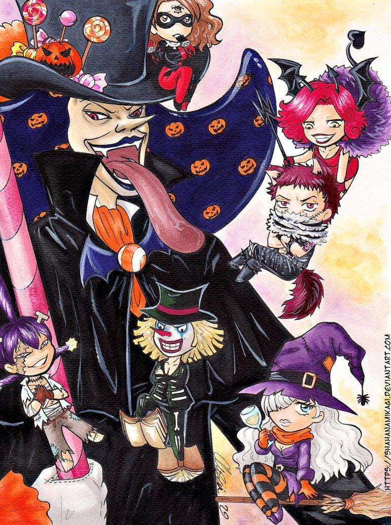 I Love This Family Nbsp Nbsp One Piece C Eiichiro Oda One Piece Big Mom Big Mom Pirates One Piece Fanart