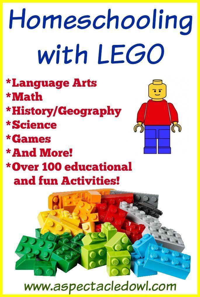 Homeschooling with LEGO - 100+ Resources & Activities | Spielzeug ...