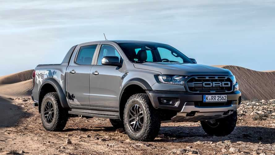 Ford Ranger Raptor With V8 Engine Allegedly In The Works In 2020