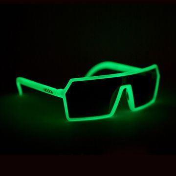 GLOW IN THE DARK FRAME  GLASSES ONLY BE THE LIGHT OF THE PARTY NEW FRAMES