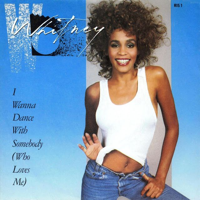 Whitney Houston - I Wanna Dance With Somebody(1987) 歌詞 lyrics《經典老歌線上聽》