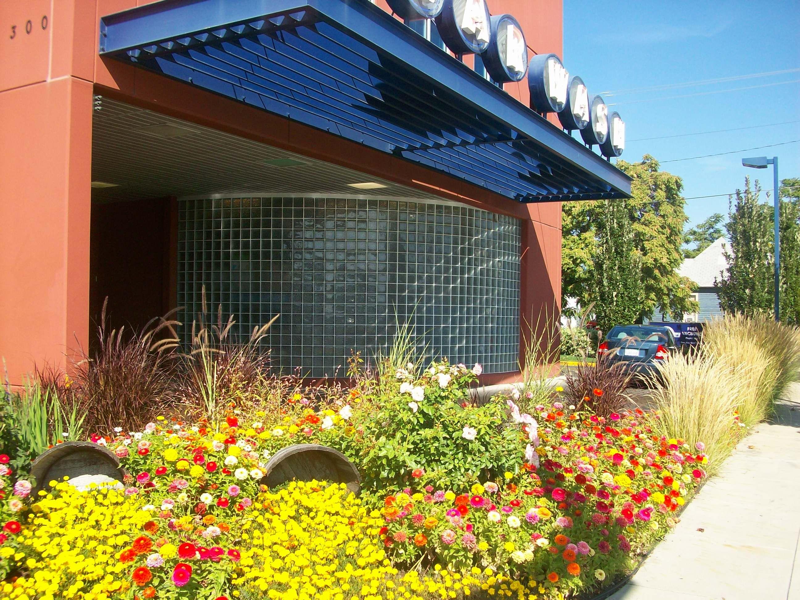 Boise car wash landscaping outdoor decor car wash outdoor