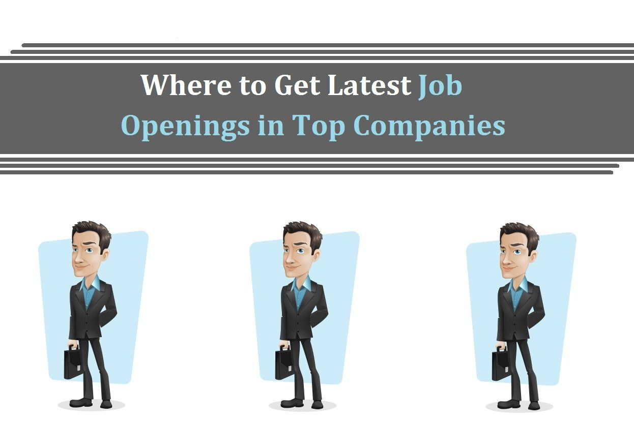 Browse Jobs by Company Job Openings in Top Companies