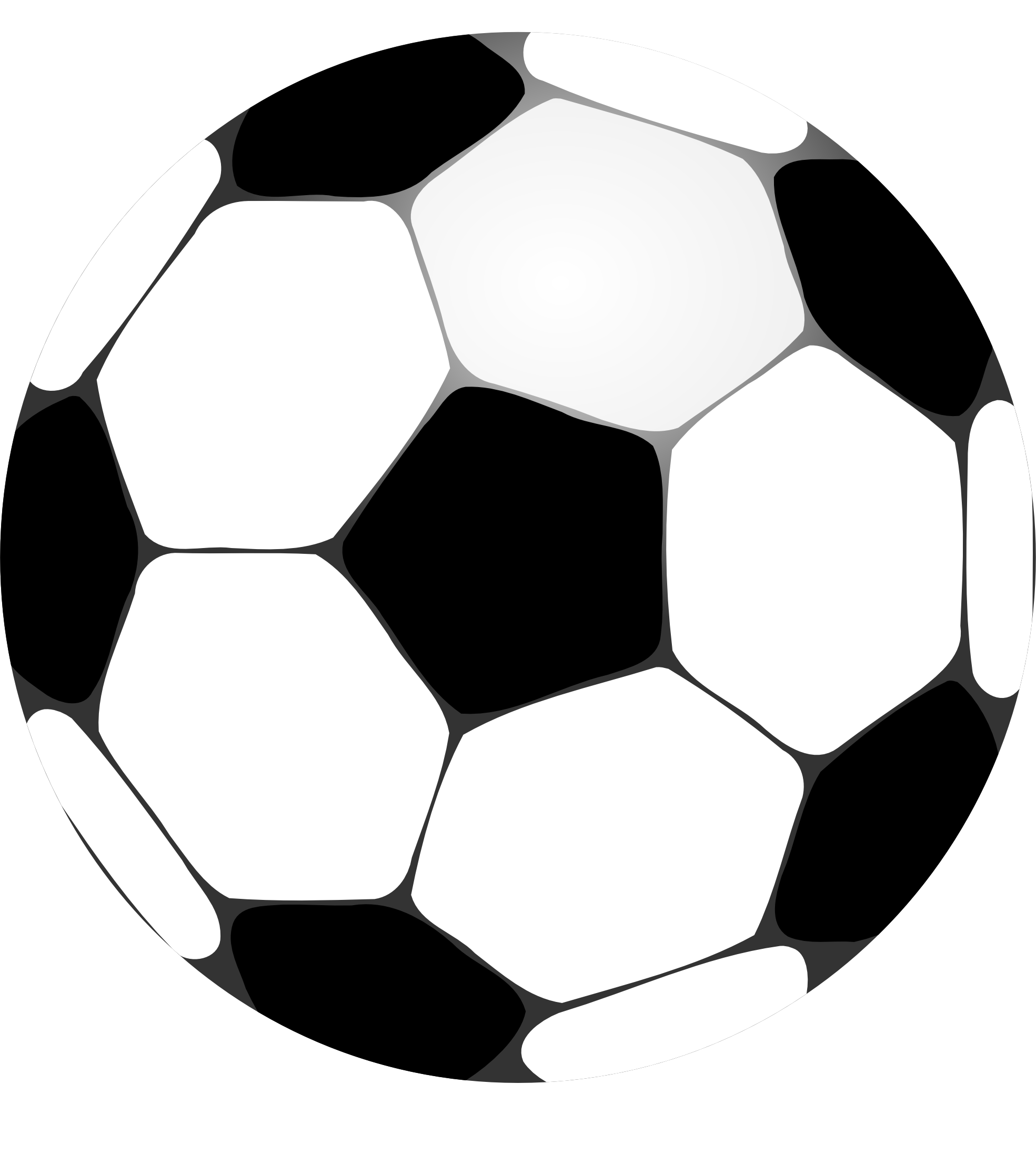 Soccer Ball Clip Art Soccer Ball Soccer Football Printables