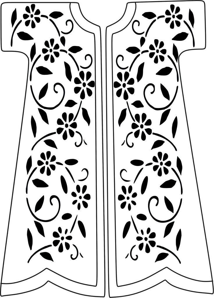 Pin de Miriam Altamirano en patrones | Pinterest | Patrones, Bordado ...