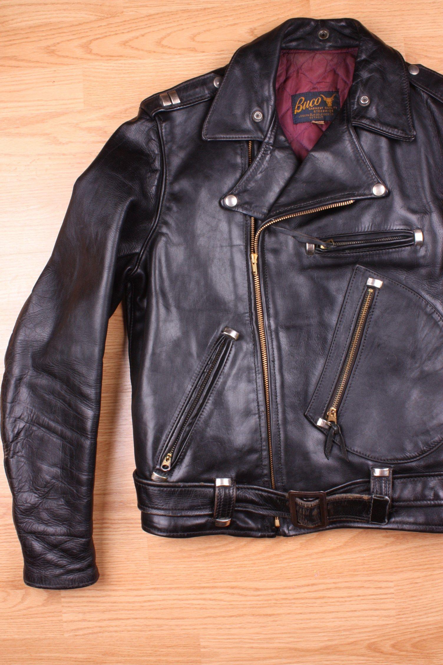 Buco Leather Jacket Model J 82 Wearekoalas Leather Jacket Men Style Jackets Men Fashion Leather Jacket [ 2256 x 1504 Pixel ]