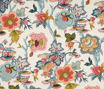 Pierre Deux Wallpaper Courtesy Of Katy Elliot Home Art Food Hmmm What Does This Remind Me