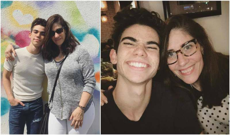 The Small Supportive Family of Cameron Boyce: Sister, Parents