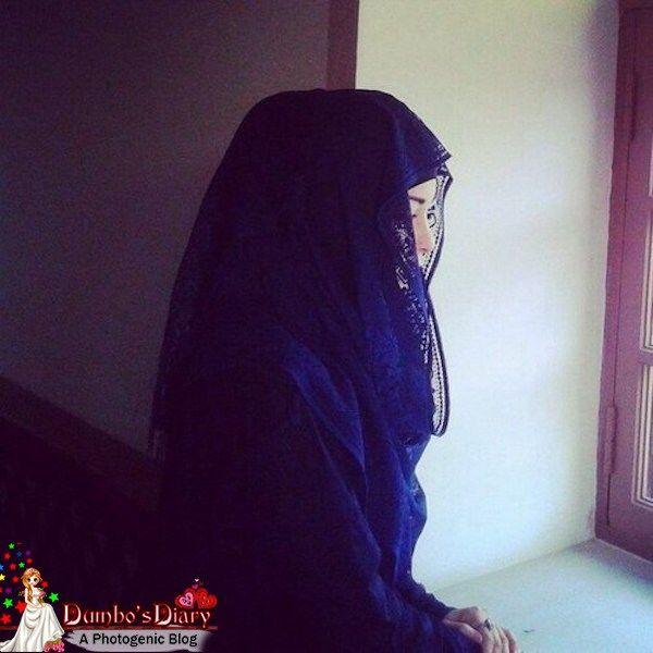 Image result for Islam hijab dp sad