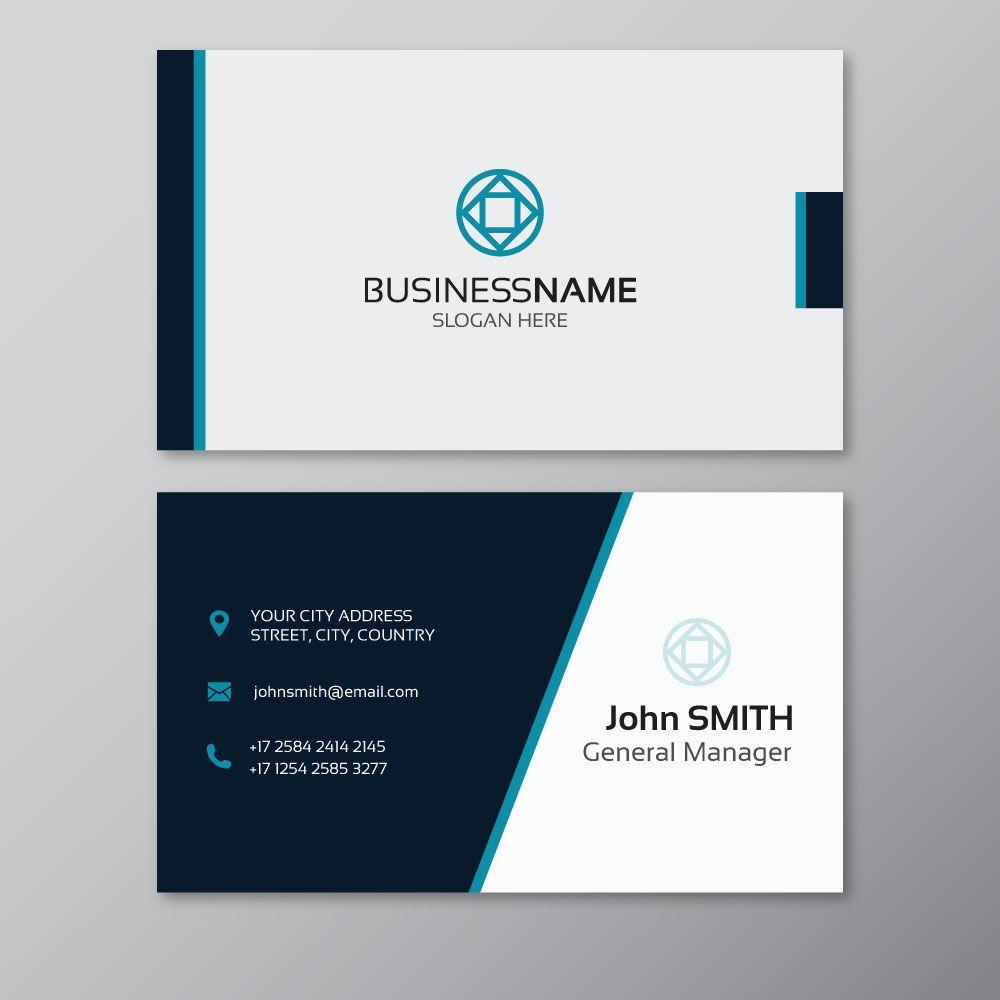 Byteknight designs professional business card design