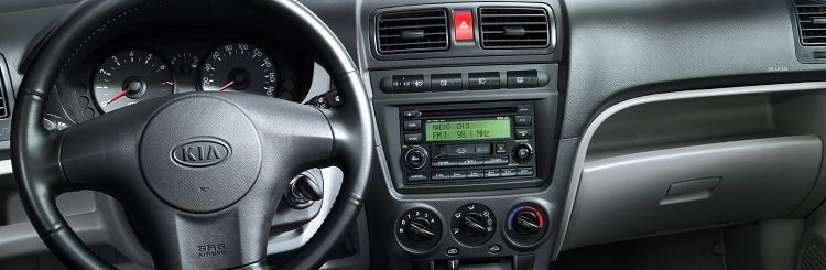 Head Unit Auto Stereo Car Dvd Player Gps Navigation For Kia