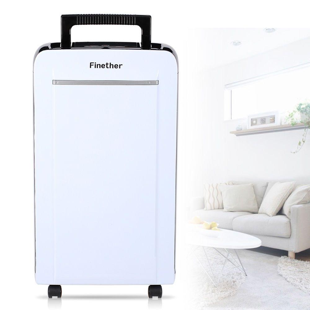 12L Elektrischer Dryer Entfeuchter Luftentfeuchter Schlafzimmer ...