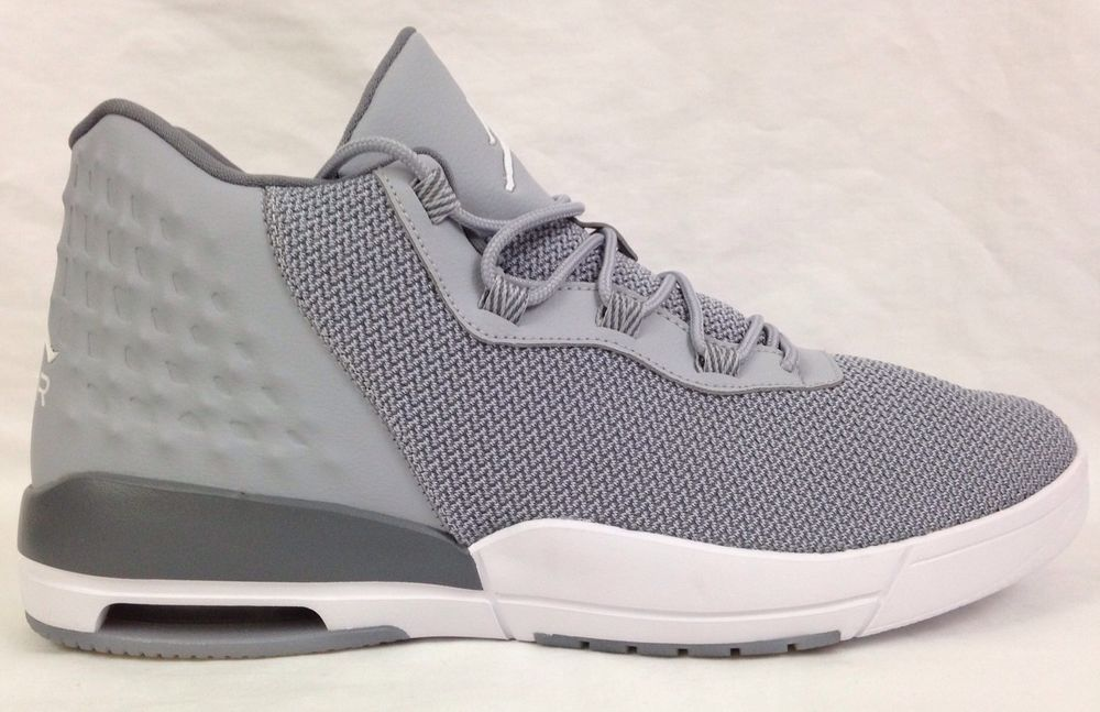 Contiene sal visitante  Nike Air Jordan Academy Mens Shoes Size 11 Wolf Grey White ...