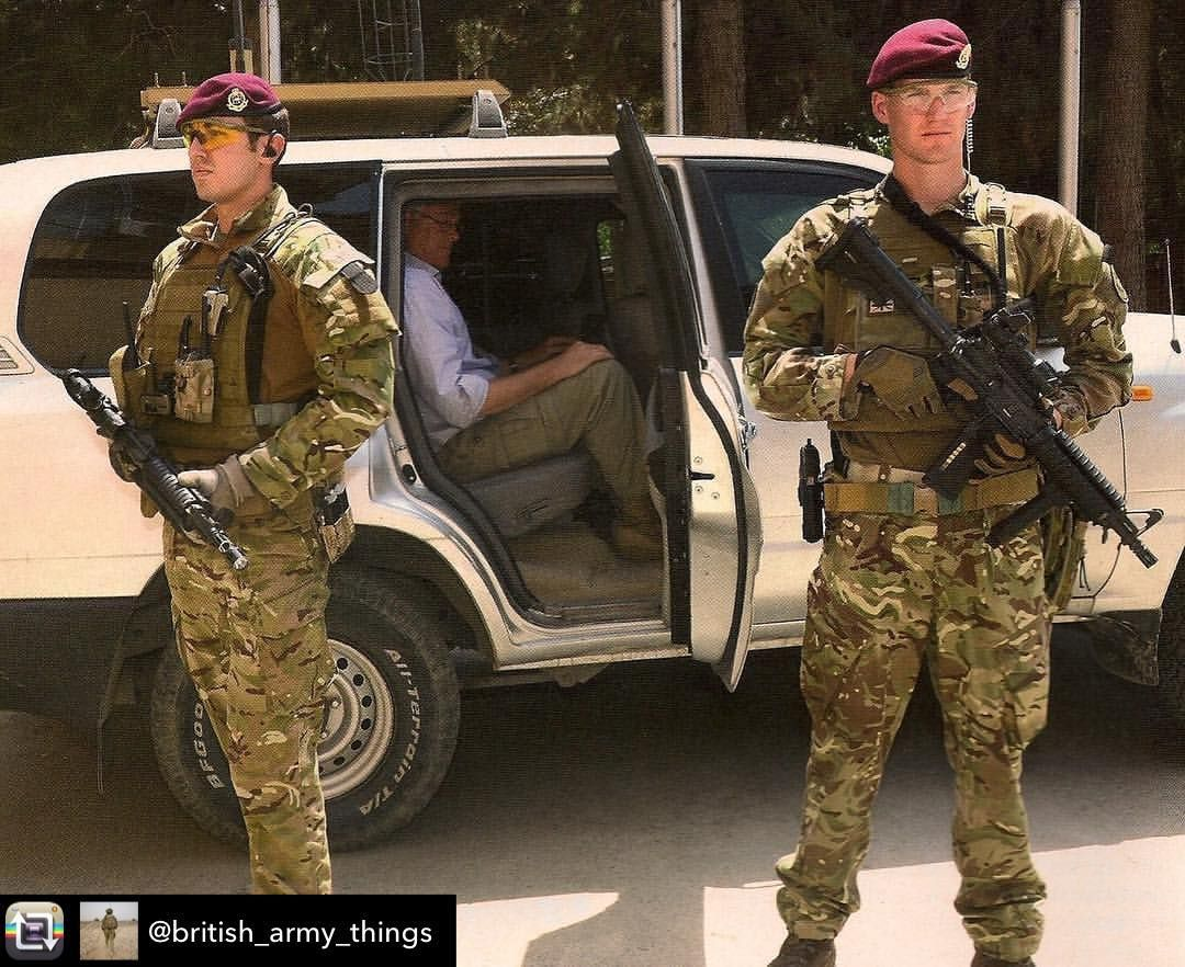 Repost From British Army Things Royal Military Police Providing Close Protection To Ex Defence Secretary Micha Military Police Close Protection British Army