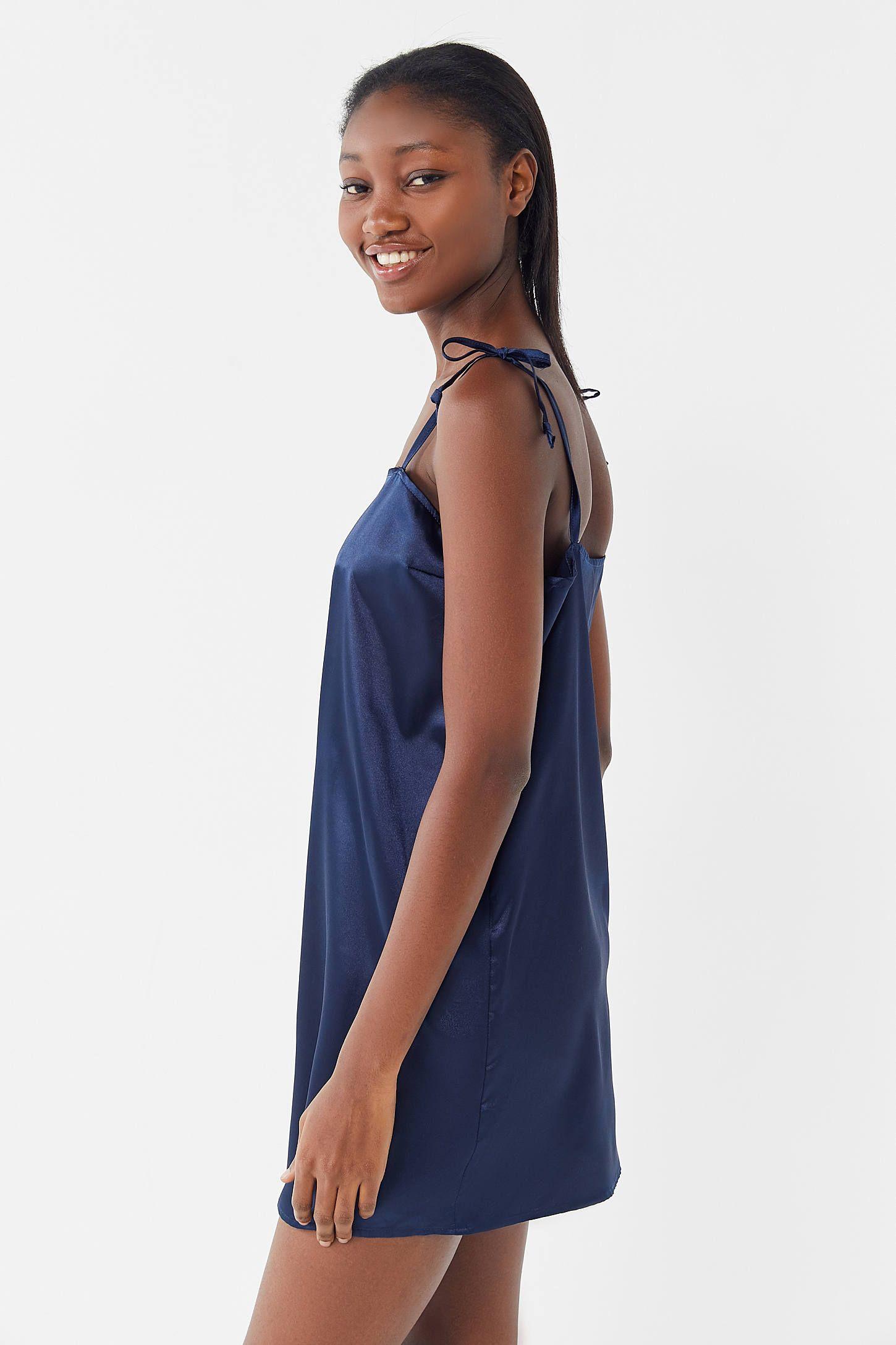 5a19f5ae2011 pinterest: nourkhalil Shoulder Strap, Cold Shoulder Dress, Satin Slip, Dress  Up,
