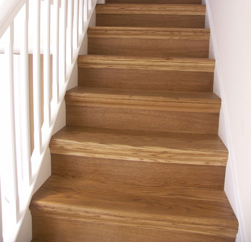Best Straight Stair Case Oak Stair Cladding Oak Staircases 400 x 300