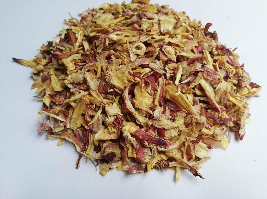 Dehydrated onion flakes supplier exporter dehydratedveg