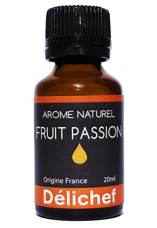 Arôme naturel de fruit de la passion Délichef