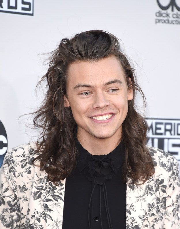 What Kinds Of Curling Irons Do You Think Have Touched Harry Styles Head Harry Styles Photos Harry Styles Hair Harry Styles