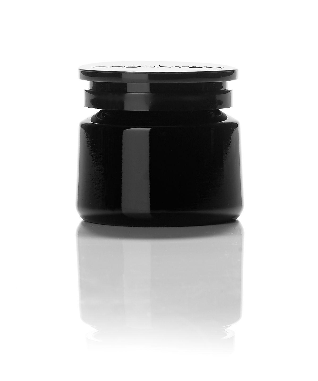 ARgENTUM Hydrating Restorative Anti-Age Cream 70 ml #lapotioninfinie #jar #black