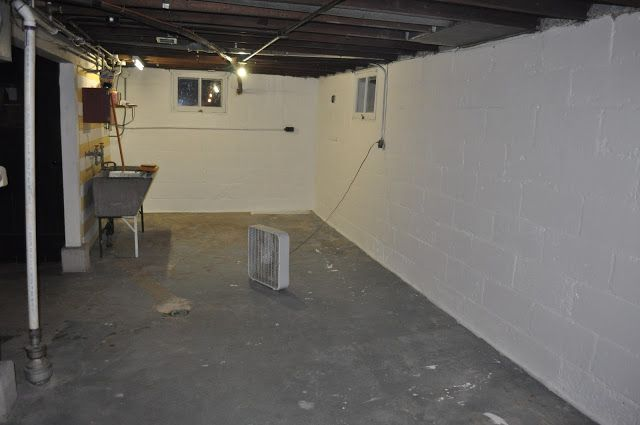 Using Drylok To Seal Basement Walls Rustic Basement Basement