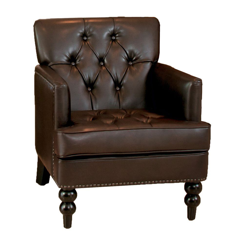 Shop Best Selling Home Decor Malone Club Chair At Lowe's