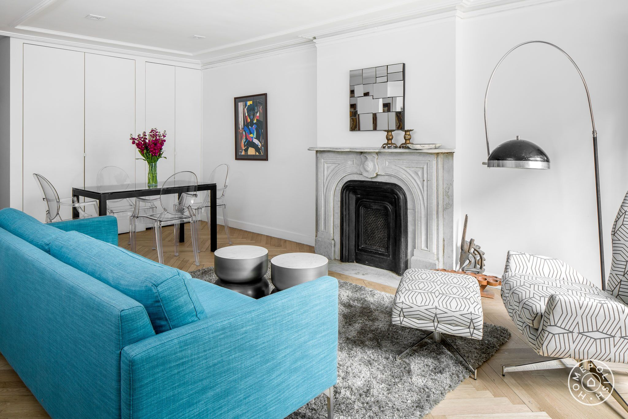 A Brooklyn Brownstone Stays in the Family | Brooklyn brownstone ...
