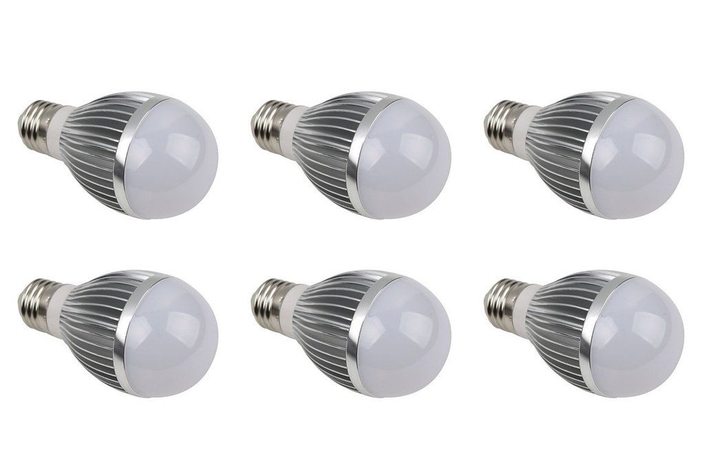 3 Watt Dc 12v 24v Off Grid Led Lamp For Landscape Light Bulb Lighting E27 6 Pack Lowvoltage Energysaving Light Light Bulb Bulb Light Fittings
