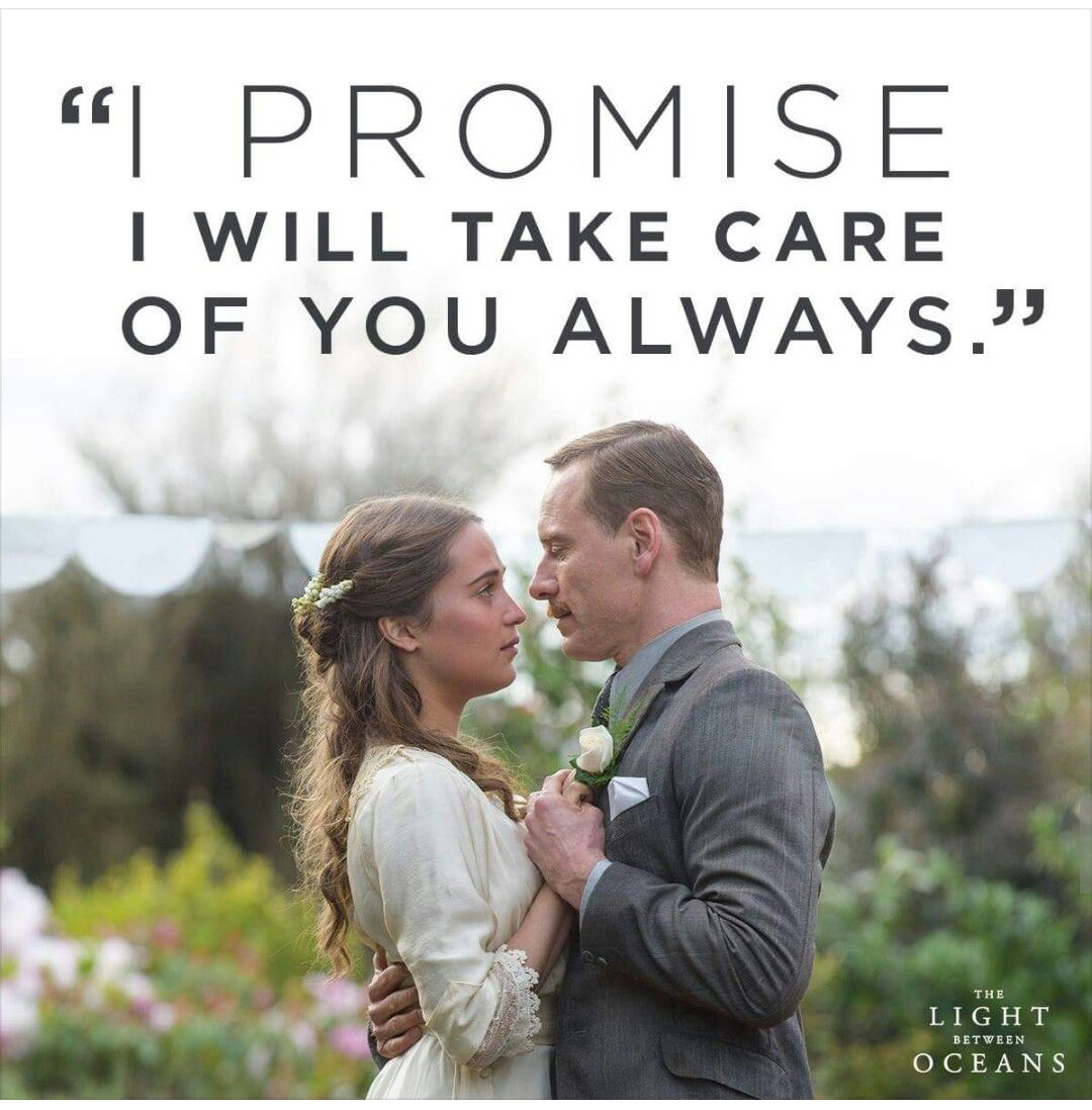 The Light Between Oceans I Can T Wait For This To Come Out On Dvd The Light Between Oceans Ocean Quotes Between The Oceans