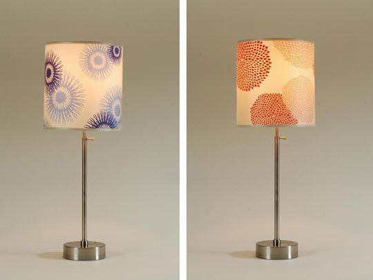 Roundup Tall Skinny Table Lamps