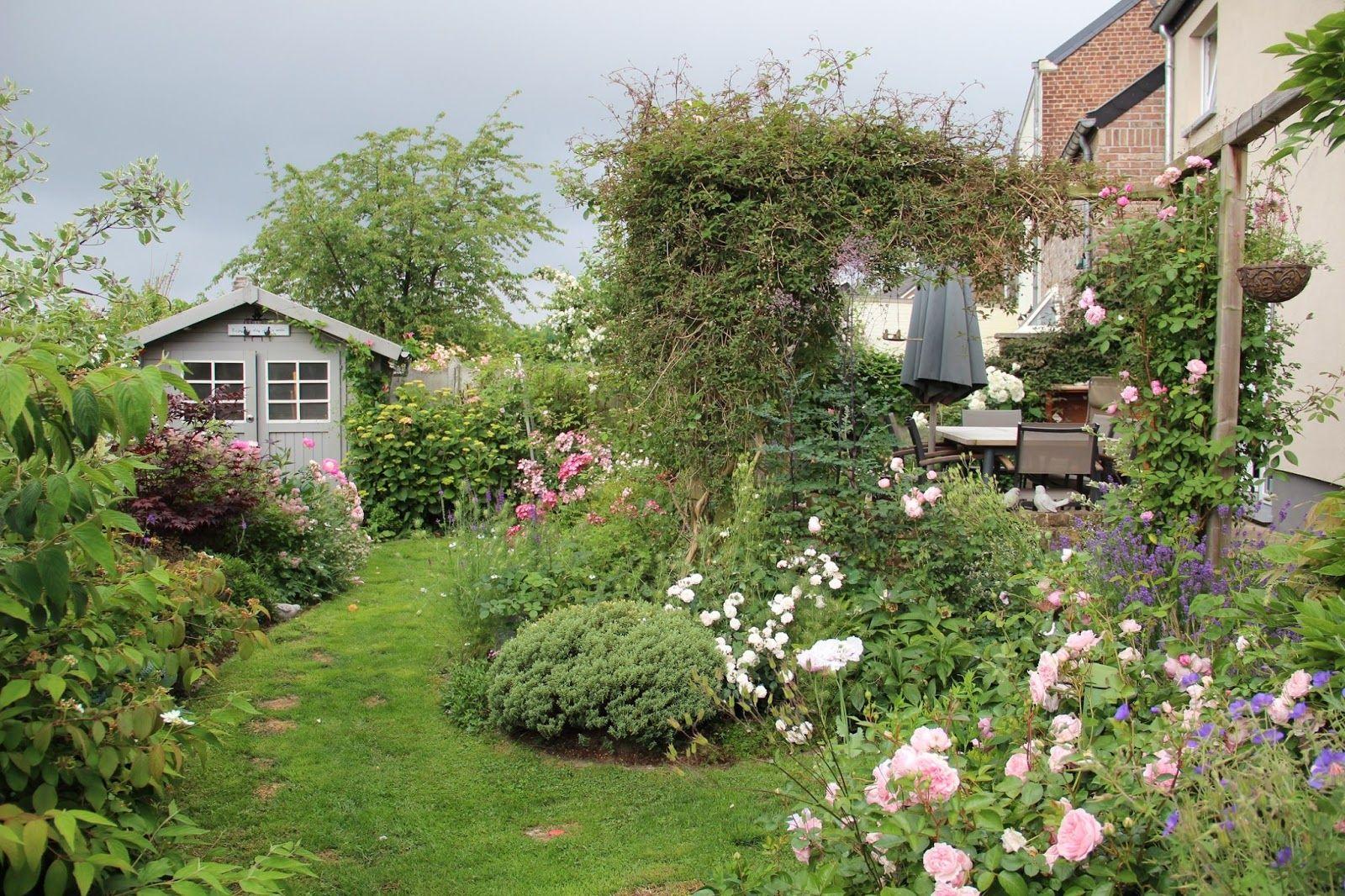 Derri re les murs de mon jardin p riple en belgique jour 2 un petit tour chez malo g a r d - Derriere les murs de mon jardin ...