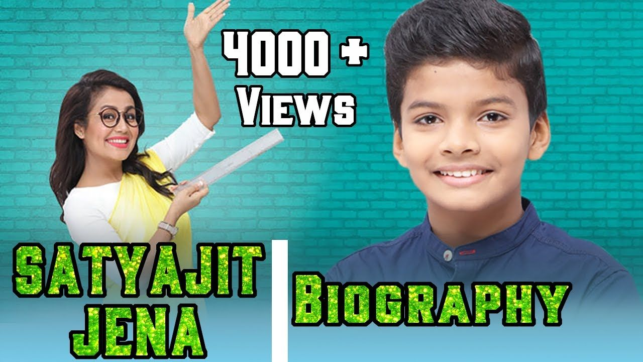 Junior Arijit Satyajit Jena Full Biography With His Soulful Song Rising Singing Talent Junior Ariji Tubelight Movie Half Girlfriend Social Networking Sites