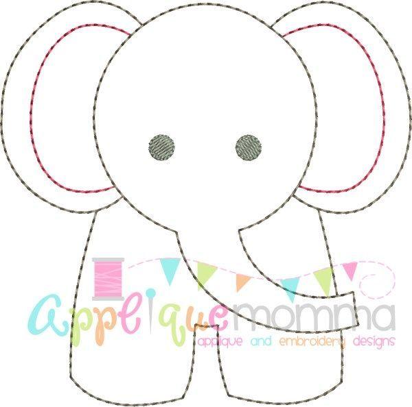 Resultado de imagen para patron elefante baby shower | bauti baby ...