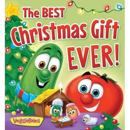 The Best Christmas Gift Ever! Board Book