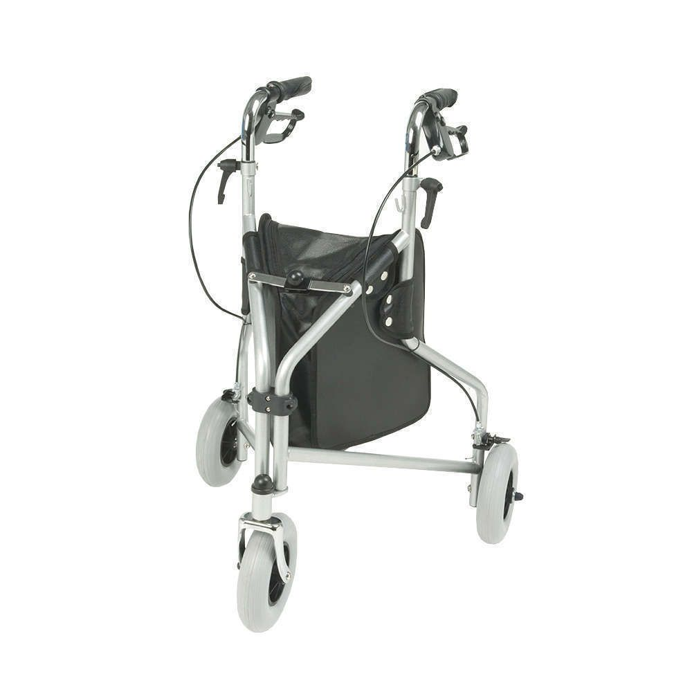 Nrs Mobility Care Chrome Rollator M48246 https://www.nrshealthcare ...
