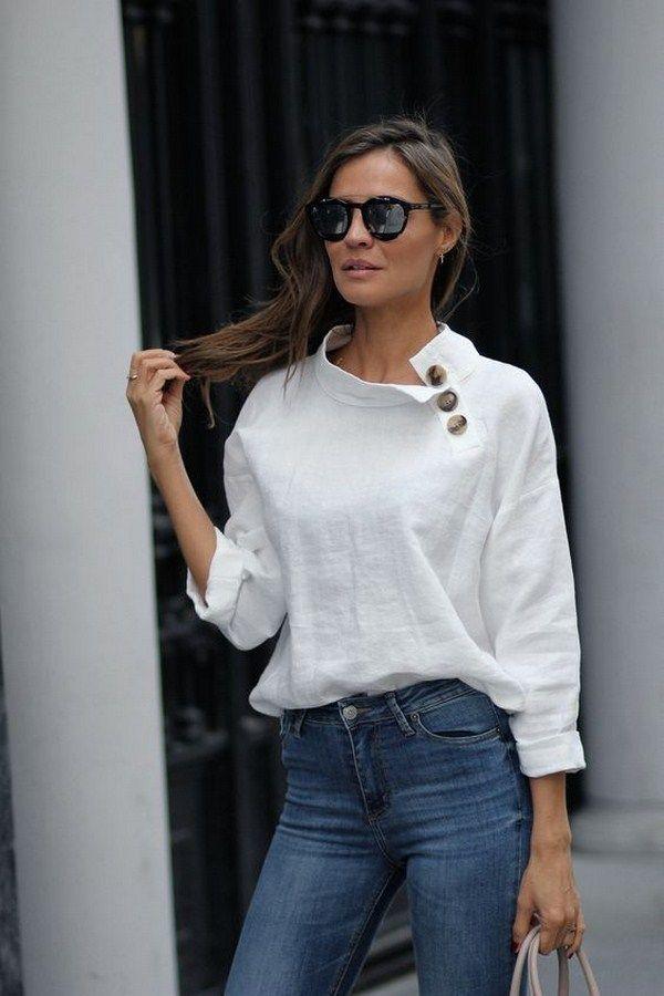 70 Mode Femme Chemises et chemisiers Tendances au printemps et en été 2019 Page 68