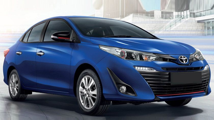 Toyota Yaris 2020 Is Near To The Launching In 2020 Yaris Sedan Cars Sedan