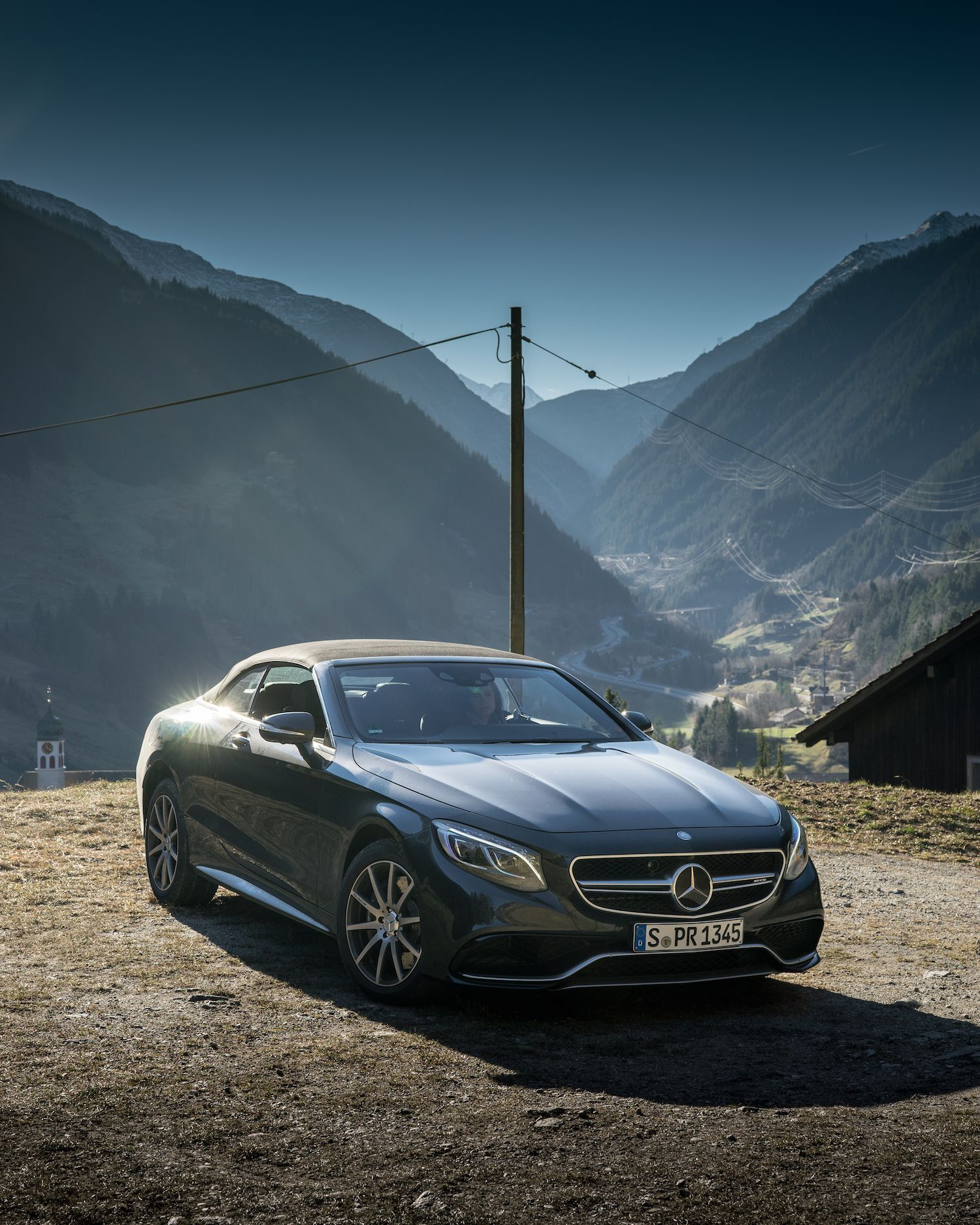 Open-top Luxury: The New Mercedes-Benz S-Class Cabriolet
