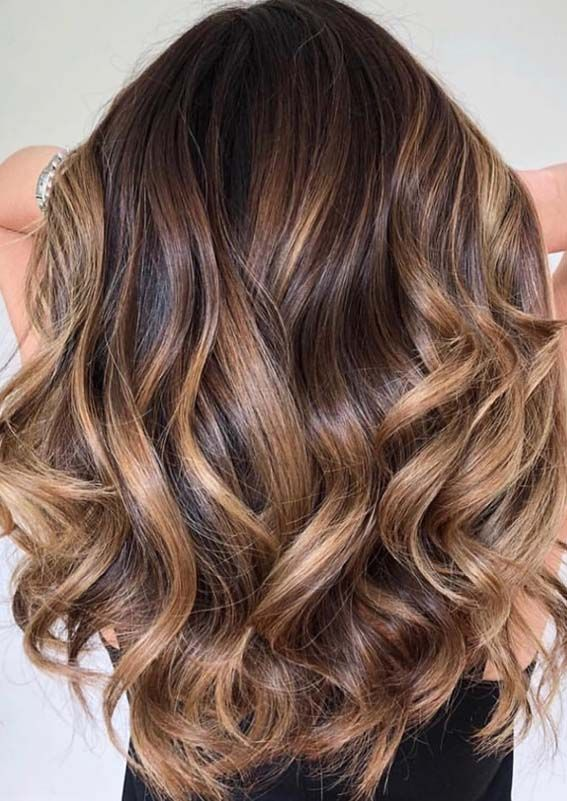 Awesome Caramel Highlights You Must Try In Year 2018 Hair Colors