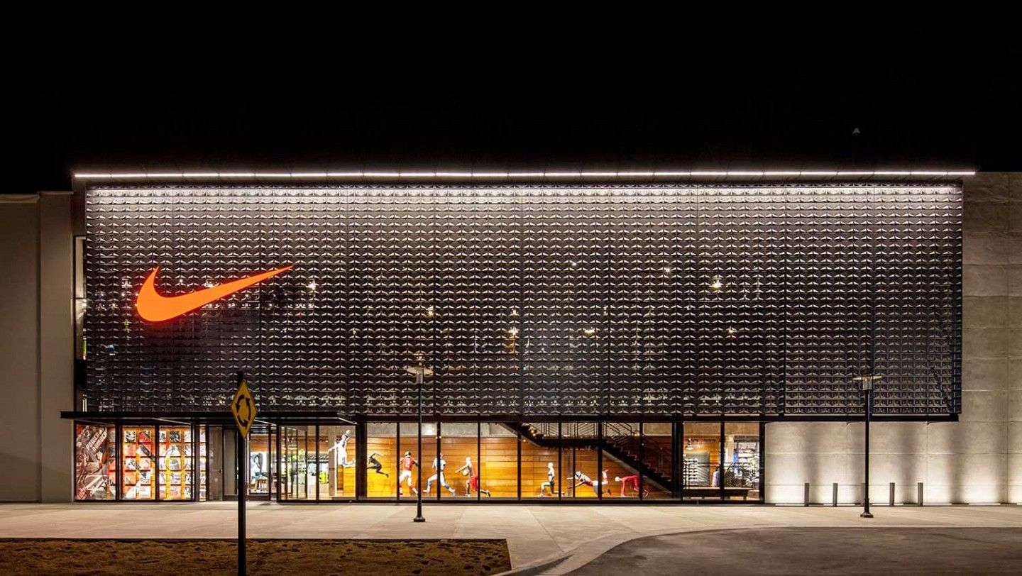 Nike : Atlanta - TVA Architects : Architecture - Retail : Pinterest : Facades, Architects and ...