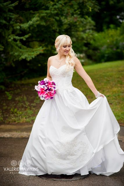 Princess wedding dress. Valerie Hawkins Photography: Lizzie & Phil ...