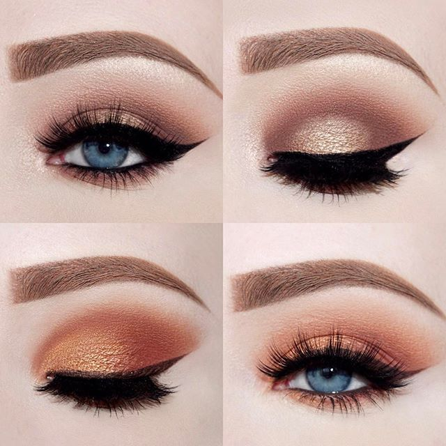"Kylie Cosmetics en Instagram: ""Black / Brown KYLINER + Burgundy Palette 😍 @kelseeyclarke""  – Maquillaje"