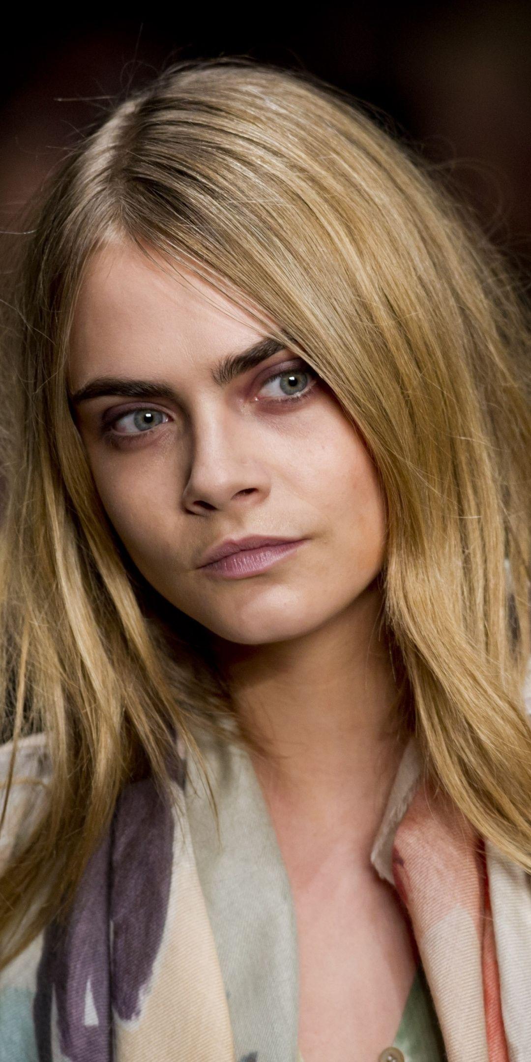 Celebrity Beautiful Cara Delevingne 1080x2160 Wallpaper Cara Delevingne Girl Haircuts Cara Delvingne