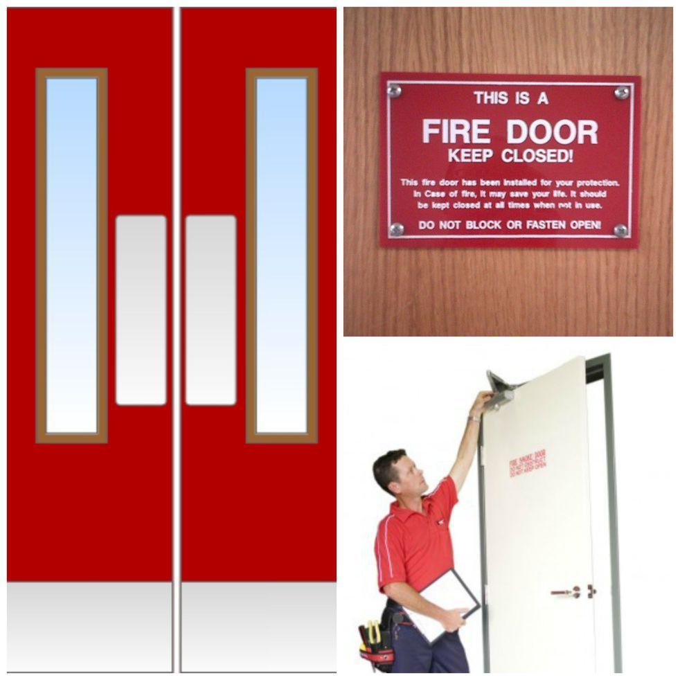 Importance Of Fire Door Drop Test Rolling Shutters Motorised