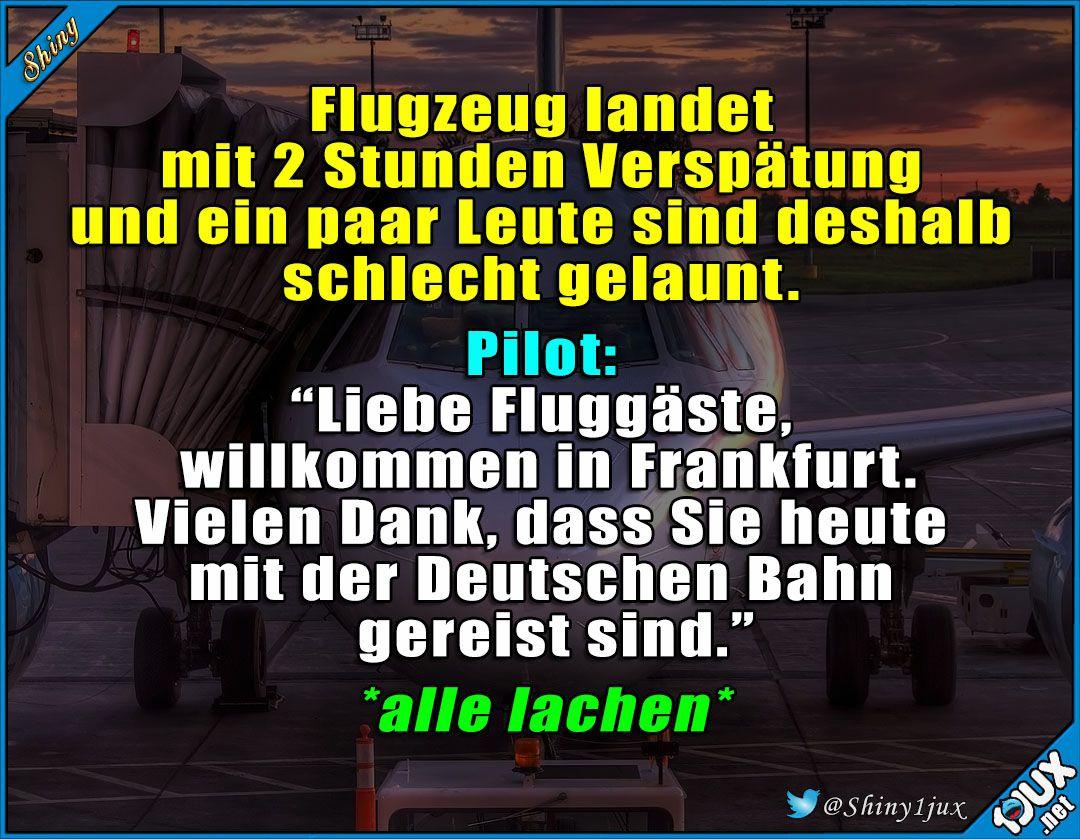 Pilot Mit Humor Lustige Spruche 9gag Lustig