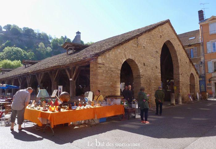 105 Blog Foire aux Antiquités Crémieu Vintage Brocante